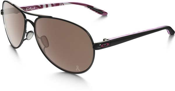 Oakley Womens Feedback YSC Breast Cancer Awareness Sunglasses