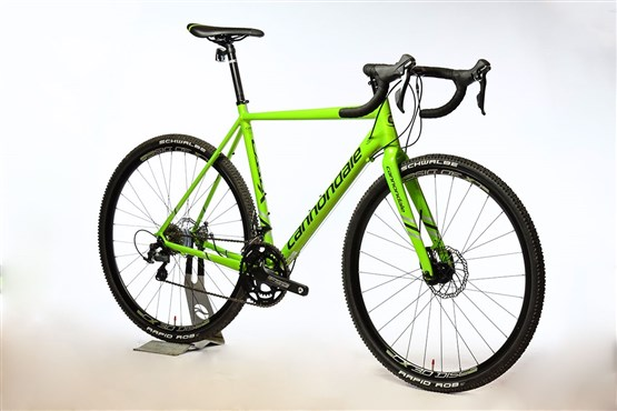 Cannondale CAADX Tiagra - Nearly New - 56cm - 2017 Cyclocross Bike