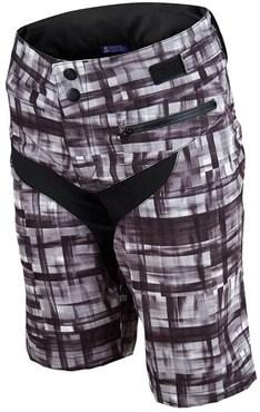 Troy Lee Designs Skyline Shell Plaid MTB Womens Cycling Shorts | Trousers