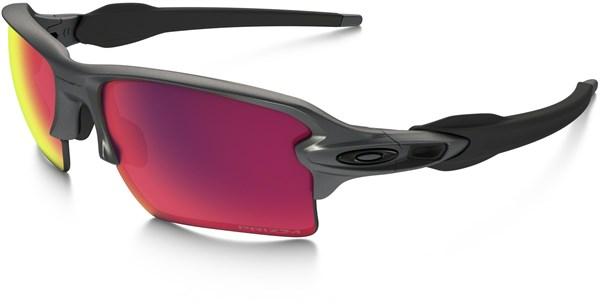 Oakley Flak 2.0 XL Prizm Road Steel Collection Sunglasses