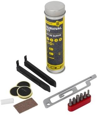 GT Patch and Tool Survival Kit | Lappegrej og dækjern