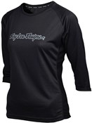 Troy Lee Designs Ruckus Womens 3/4 Sleeve Cycling Jersey