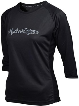 Troy Lee Designs Ruckus Cycling Womens 3/4 Sleeve Jersey