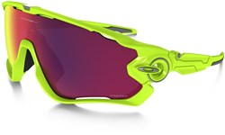 Product image for Oakley Jawbreaker Prizm Road Retina Burn Collection Cycling Sunglasses