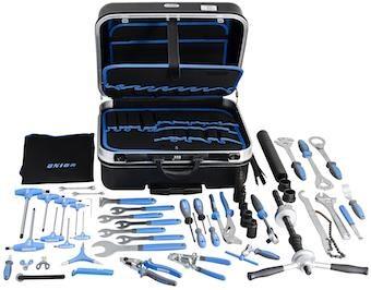 Unior Set Of Bike Tools 50 Pieces In Tool Case /50 1600G1N