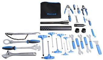 Unior Set Of Bike Tools 37 Pieces /37 1600EN