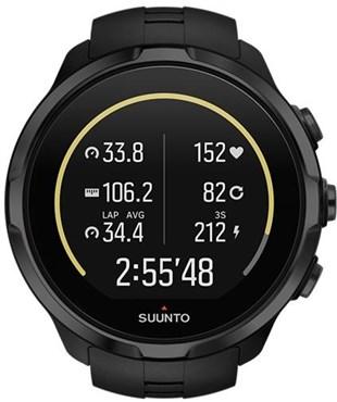 Suunto Spartan Sport Wrist HR GPS Multisport Watch