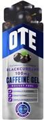 OTE Caffeine 100mg Energy Gels - 56g Box of 20
