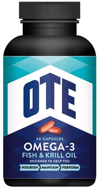 OTE Omega-3 Fish and Krill Oil 60 Tablets