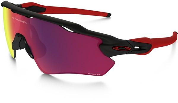 Oakley Radar EV XS Path Prizm Road Youth Fit Cycling Sunglasses | Briller