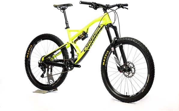 Orbea Rallon X10 - Nearly New - M - 2016 Mountain Bike