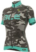 Ale PRR Womens Camo Short Sleeve Jersey