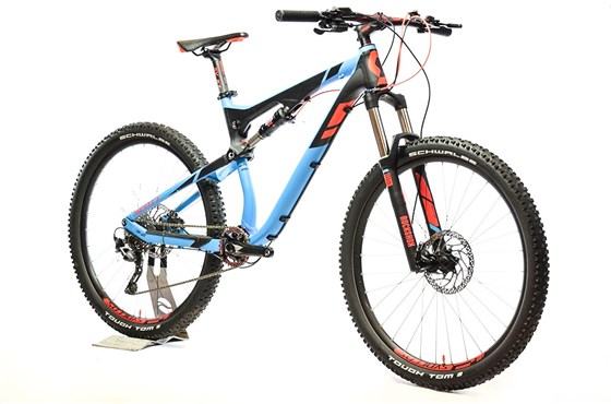 Scott Genius 750 - Nearly New - L - 2016 Mountain Bike