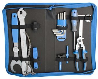 Unior Set Of Bike Tools 20 Pcs In Bag - 1600A7