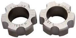 "Unior Spare Taps For 1697 - BSA 1.37""X24tpi (BSA) 1697.1"