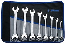 Unior Set Of Open End Wrenches In Bag - 110/1CT