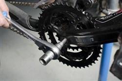 Product image for Unior Ratcheting Bottom Bracket Wrench - 1621/1ABI