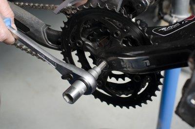 Unior Ratcheting Bottom Bracket Wrench - 1621/1ABI