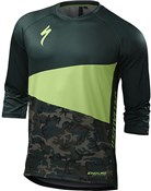 Specialized Enduro Comp 3/4 Sleeve Cycling Jersey SS17