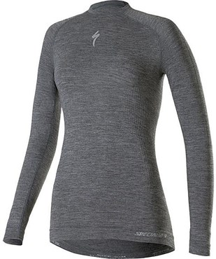 Specialized Merino Womens Long Sleeve Base Layer