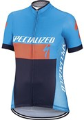 Specialized RBX Comp Logo Womens Short Sleeve Jersey
