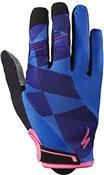 Specialized Womens Body Geometry Gel Long Finger Gloves
