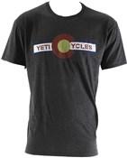 Yeti CO Flag Ride Short Sleeve Jersey