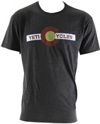 Yeti CO Flag Ride Short Sleeve Jersey