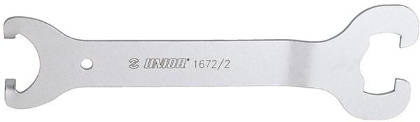 Unior Adjustable Cup Wrench, For Older Bottom Bracket Models - 1672/2