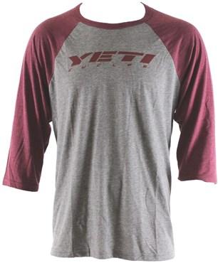 Yeti Baseball 3/4 Sleeve T-Shirt | Trøjer