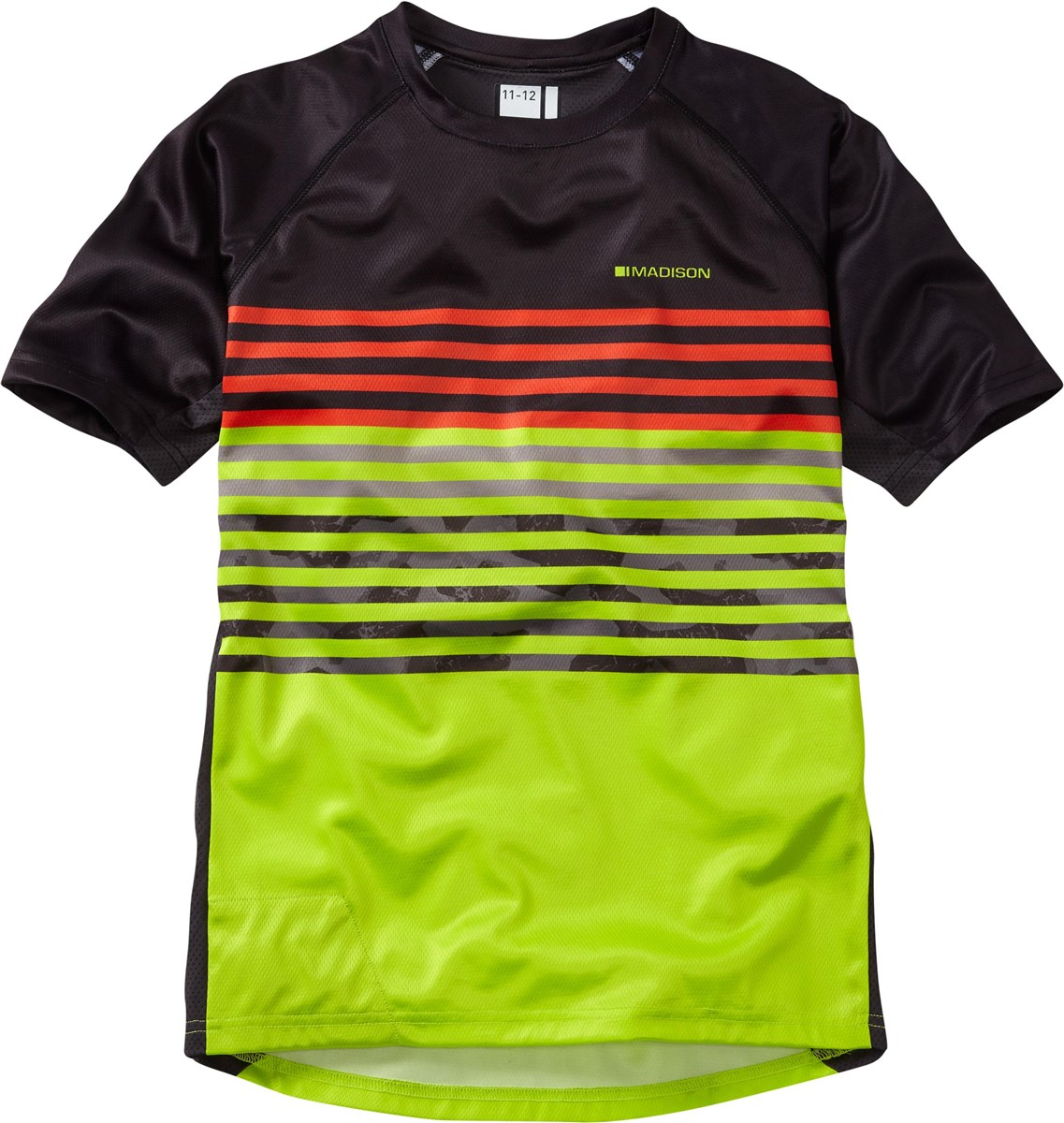 Madison Zen Youth Short Sleeve Jersey AW17