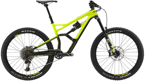 "Cannondale Jekyll 2 27.5"" Mountain Bike 2019 - Enduro Full Suspension MTB"