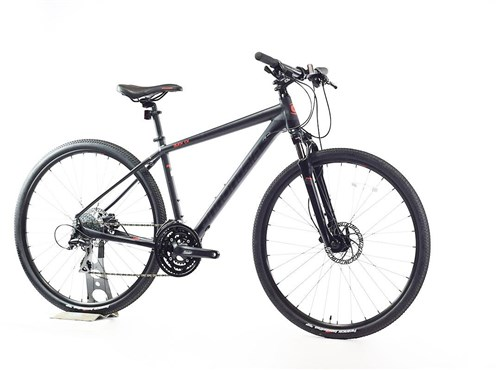 Cannondale Quick CX 4 - Nearly New - M - 2017 Hybrid Bike   City-cykler