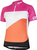 Product image for POC Fondo Gradient Classic Womens Short Sleeve Jersey