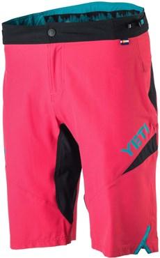 Yeti Enduro Womens Shorts 2017
