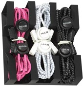 Huub Elasticated Lace Locks - 3 Pack
