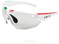 NRC X3 Cycling Glasses with Sportchromic Lens By Essilor