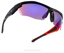 NRC X5 Cycling Glasses with Spare Lenses Included