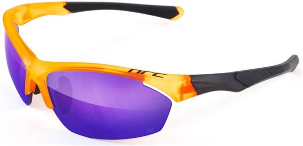 NRC P3 Cycling Glasses with Mirror Lens | Briller