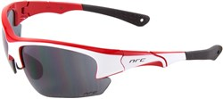 NRC S4.WR Cycling Glasses with Smoked Lenses