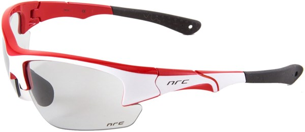 NRC S4.WR Cycling Glasses with Photochromic Lenses