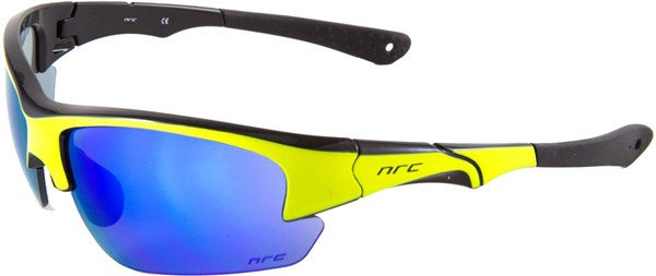 NRC S4.YD Cycling Glasses with Mirror Lens