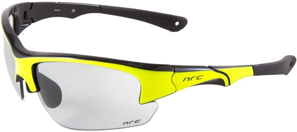 NRC S4.YD Cycling Glasses with Photochromic Lenses