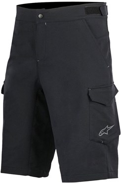 Alpinestars Rover 2 Base Baggy Cycling Shorts Without Inner Lining