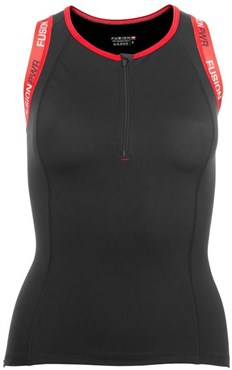 Fusion Womens Tri Top PWR SS17