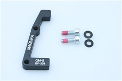 "Product image for Magura QM5 Adapter 203mm IS 6"" Fork Mount"