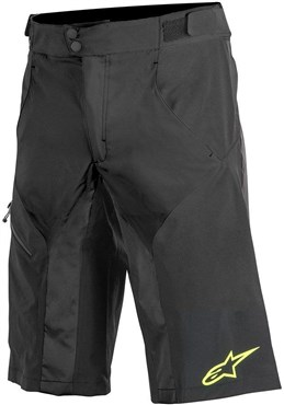 Alpinestars Outrider WR Waterproof Base Shorts Without Lining | Trousers