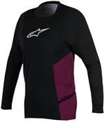 Alpinestars Womens Stella Drop 2 Long Sleeve Jersey SS18