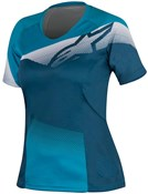 Alpinestars Womens Stella Mesa Short Sleeve Jersey