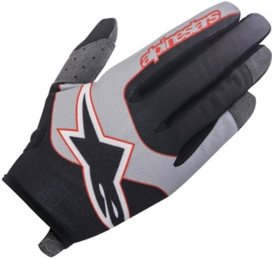 Alpinestars Vector Long Finger Gloves SS17 | Handsker